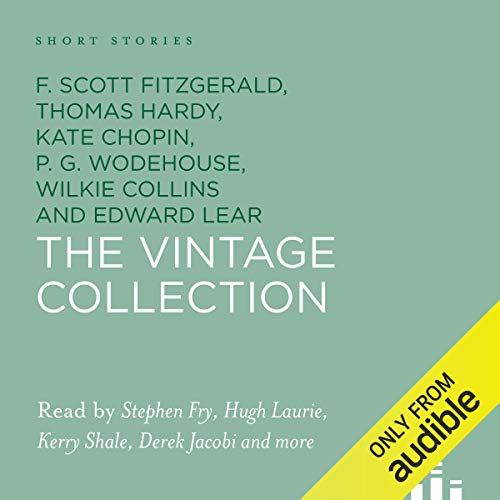 『Short Stories: The Vintage Collection』のカバーアート