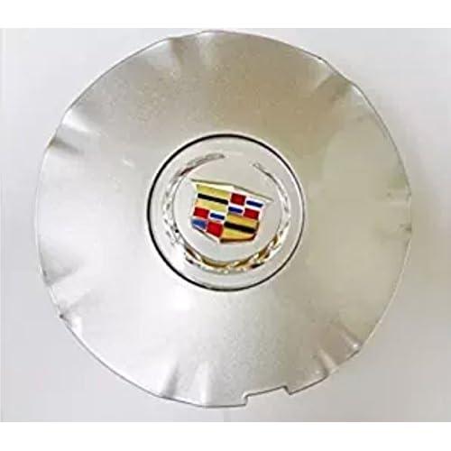 1PC New for Cadillac SRX Wheel Center Hub Caps,18 Wheel Silver for Cadillac SRX 2010-2016 P//N 9599024