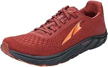 ALTRA Men's AL0A4VQT Torin 4.5 Plush Road Running Shoe, Dark Red - 12 M US