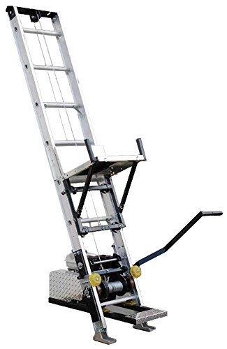 TranzSporter TP250 - 250lb. 28ft. Ladder Hoist - Lifan Motor