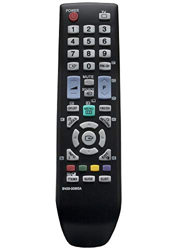 ALLIMITY BN59-00865A Telecomando Sostituzione per Samsung 2033HD LE22A451C LE22B650T6W LE32B455C4W PS42A410C1 PS50A410C1 PS42A410C1WH2 PS50A410C1XRU2 PS50B430P2W PS42A412C4