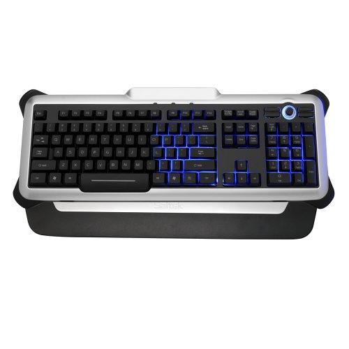 Saitek PK02AU Eclipse II Illuminated Keyboard