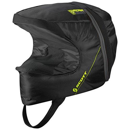 Scott Helmet Bag Helmtasche schwarz/gelb