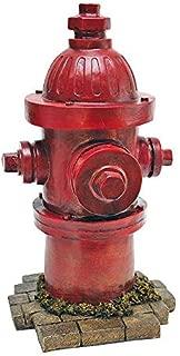 Design Toscano QL5468 Dog's Second Best Friend Fire Hydrant Statue, Single
