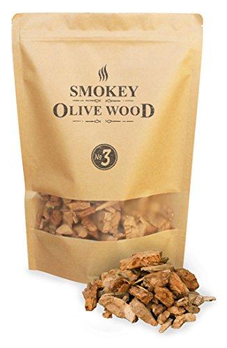 Smokey Olive Wood 1