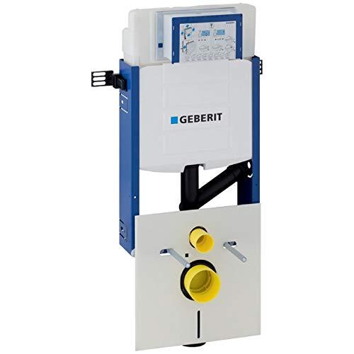Geberit Kombifix Element für Wand-WC (12 cm, mit Sigma UP Spülkasten, für Geruchsabsaugung mit Abluft) 110367005
