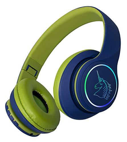 41Q78I7uRJL. SL500  - LIMSON Stereo Unicorn Headphones,Wired