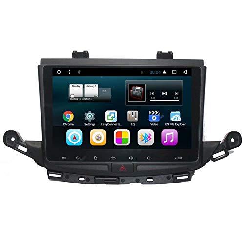 TOPNAVI 9 Pouces Double Din Voiture Radio pour Buick Verano 2015 Android 7.1 Navigation Stéréo WiFi 3G RDS Lien Miroir FM AM BT Audio Vidéo TV OBD Dab en Option