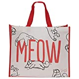 Shopping Bag Einkaufstasche aus Polypropylen Simon's Cat MEOW