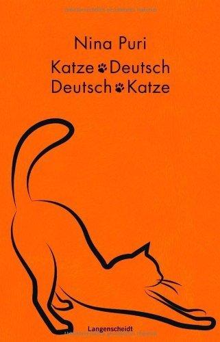 Katze-Deutsch Deutsch-Katze by Unknown(2015-08)