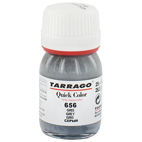 Tarrago Quick 25ml, Pinturas y tintes Unisex Adulto, Gris (Grey 656), 20 mL