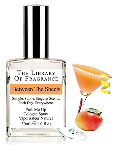 The Library of Fragrance - Pick Me Up - Cologne Spray 30ml - BETWEEN THE SHEETS