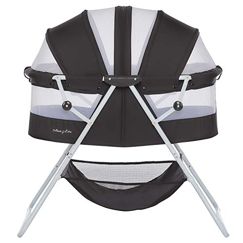 Dream On Me Karley Bassinet in Black Only $41.99 Shipped