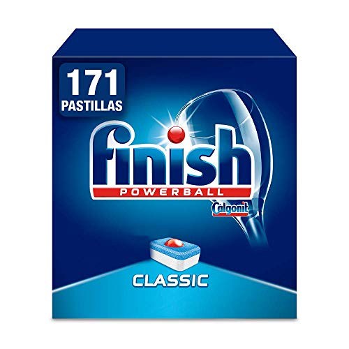 Finish Powerball Classic Pastillas para el...