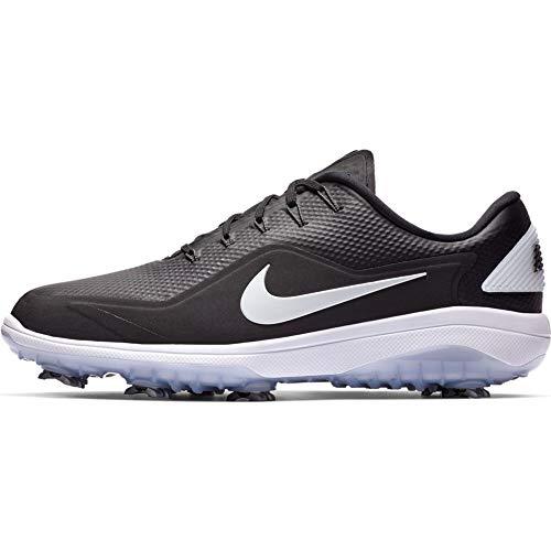 Nike New Mens React Vapor 2 Golf Shoes Black/White Sz 10 M