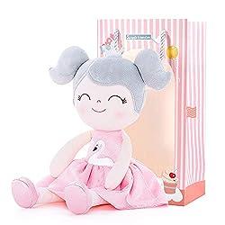 top rated Gloveleya Doll Baby Girl Gift Stuffed Doll Kids Plush with 16inch Box 2021