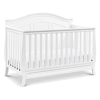 DaVinci Emmett 4-in-1 Convertible Crib in White, Greenguard Gold Certified from AmazonUs/DDLQ9