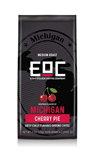 Eight O'clock Coffee Flavors of Michigan, Cherry Pie