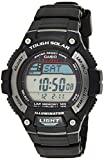 Casio Men's WS220-1A Tough Solar Digital Sport Watch