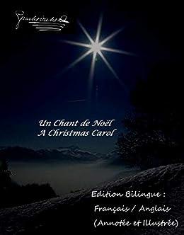 Noel Anglais Amazon.com: Un Chant de Noël / A Christmas Carol   Edition