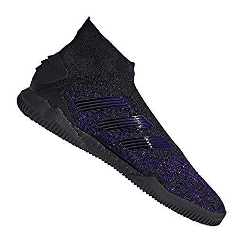 adidas Predator 19+ TR PP Zapatos de Correr Negro, 42 2/3 Hombre