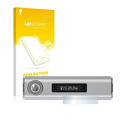 upscreen Entspiegelungs-Schutzfolie kompatibel mit Joyetech eGrip OLED-CL – Anti-Reflex Displayschutz-Folie Matt
