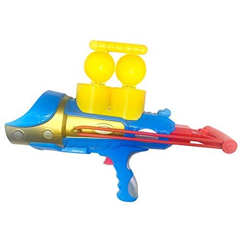 NBRR Pistola lanzador de bolas de nieve, molde redondo para hacer bolas de nieve con mango, forma de bola perfecta, listo para lanzar, juguete de lucha de bolas de nieve