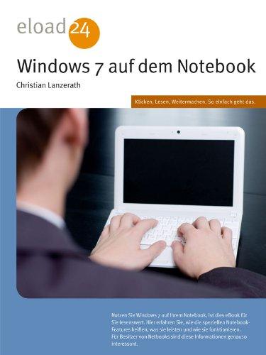 Windows 7 auf dem Notebook
