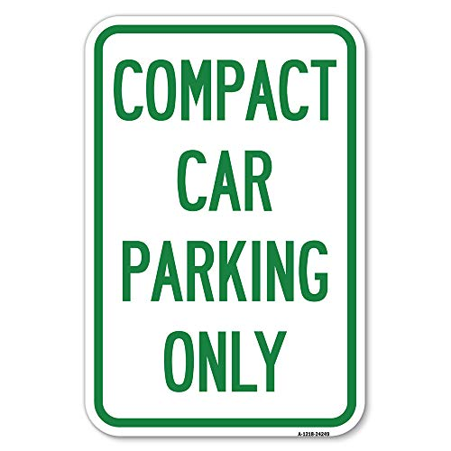 """Compact Car Parking Only 