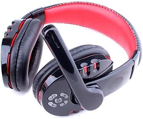 HADST 2021 Wireless Gaming Headset with Mic for Video Games PC Laptop Computer Lightweight Comfortable product image