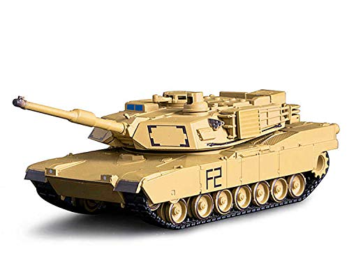 POCO DIVO US M1A2 Abrams Tank Diecast 1/72 Scale Showcase Collection Action Model