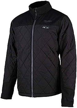Milwaukee M12 Heated Axis Jacket (various sizes) (Black)