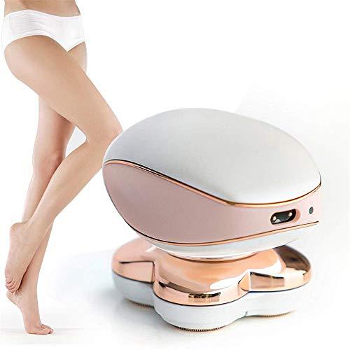 Damen-Haarentferner Flawless Your Legs Weiblicher Elektrorasierer mit wiederaufladbarem schmerzfreiem USB-Epilierer für Beine, Arme, Achselhöhle, Gesicht und Körper