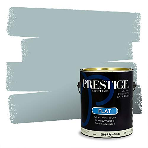 PRESTIGE Paints Exterior Paint and Primer in One,...