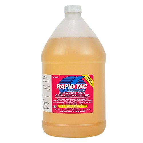 RapidTac RT-11281-5 Application Fluid for Vinyl Wraps Decals Stickers