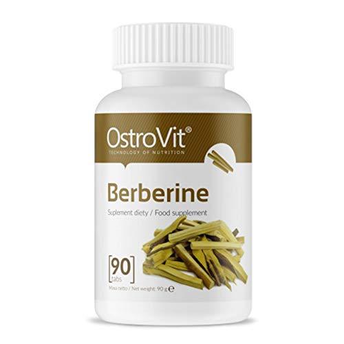 Berberine 500mg 90 Tablets OSTROVIT
