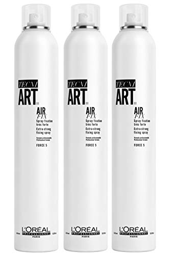 Loreal Tecni Art Air Fix Haarspray SET 3 x 400ml