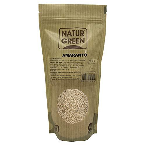 Natur Green Amaranto Bio 450g