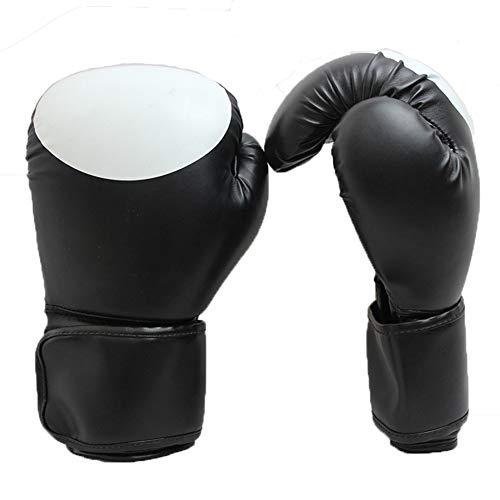 Bokshandschoenen voor training Muay Thai Skin lederen handschoenen voor sparring, kickboksen, vechten, bokszakken en focuspads Ponsen