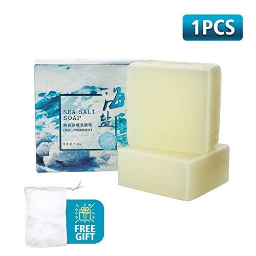 Jabón sal marina hidratante