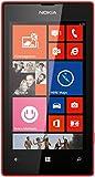 Nokia Lumia 520 - Smartphone libre Windows Phone (pantalla 4', cámara 5 Mp, 8 GB, 1 GHz, 512 MB RAM), rojo [importado]