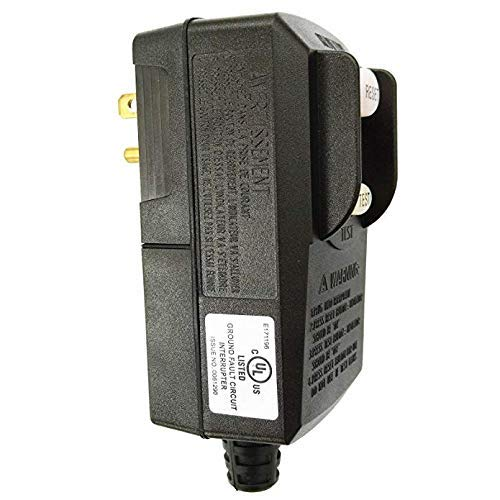 Webber WBGF9 New 15AMP 120VAC User Attachable GFCI Now Includes All 4 Grommet Sizes (Free Economy & Standard Shipping)