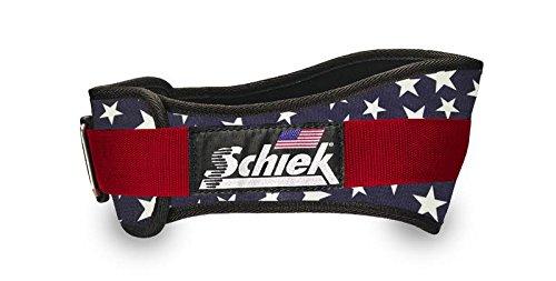 Schiek 2004 Stars n' Stripes Lifting Gürtel (L)
