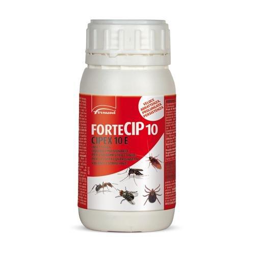Formevet Fortecip 10 - Cipex 10 E insetticida liquido