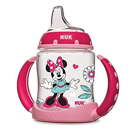 Disney Baby, Minnie Mouse Learner Cup 6 + Monate, 1 Tasse, 5 Unzen (150 ml) - NUK
