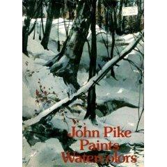 John Pike Paints Watercolors (ISBN#0-8230-2577-2)