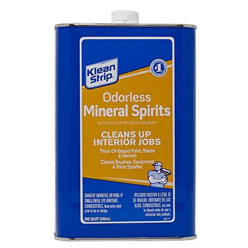 is mineral spirits the same as paint thinner