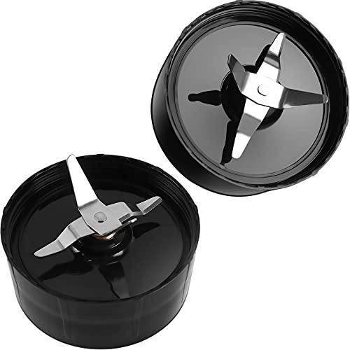 (Pack of 2) Cross Blade Blender Magic Bullet...