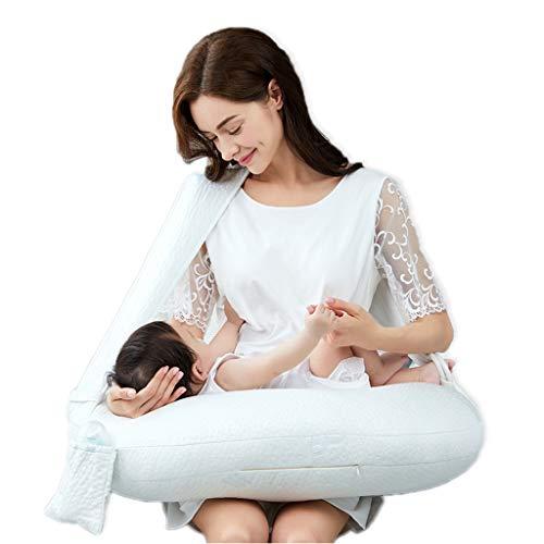 Coussins d'allaitement Coussin d'allaitement Coussin pour Femme Enceinte Coussin d'allaitement Barrière De Sécurité Apprendre À S'asseoir sur L'oreiller Coussin Lombaire Coussin d'allaitement Soin du