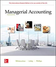 Managerial Accounting (ISE)